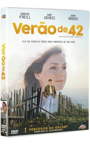dvd verao de 42 - houve uma vez um verao - bonellihq m20