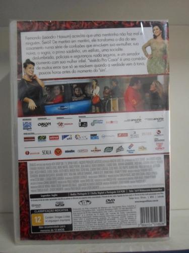 dvd vestido para casar - lacrado - original