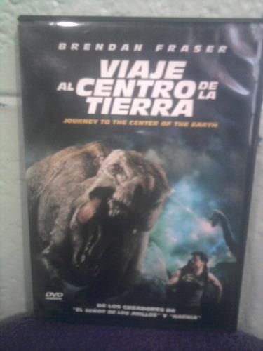 dvd viaje al centro de la tierra ciencia ficción jurassick