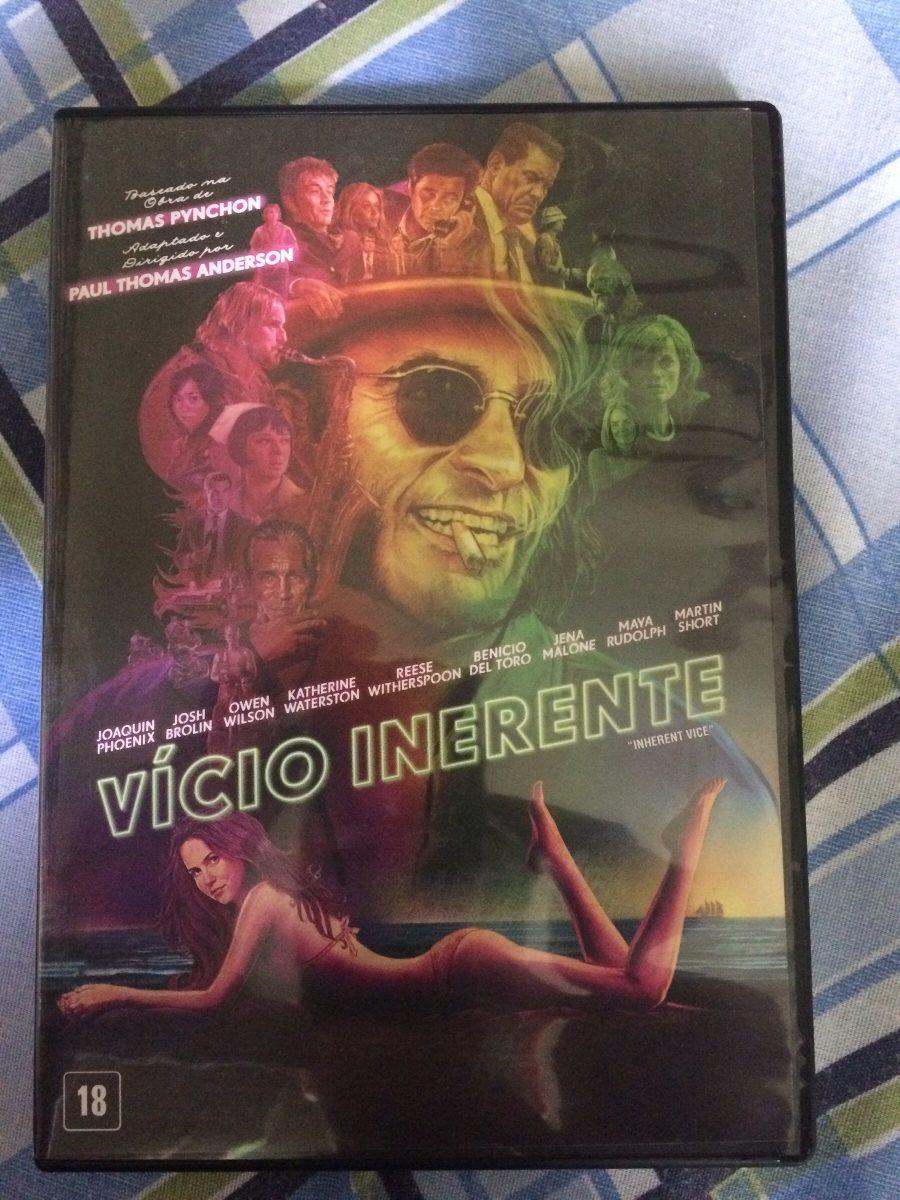 Inerente Awesome dvd vício inerente - r$ 13,00 em mercado livre