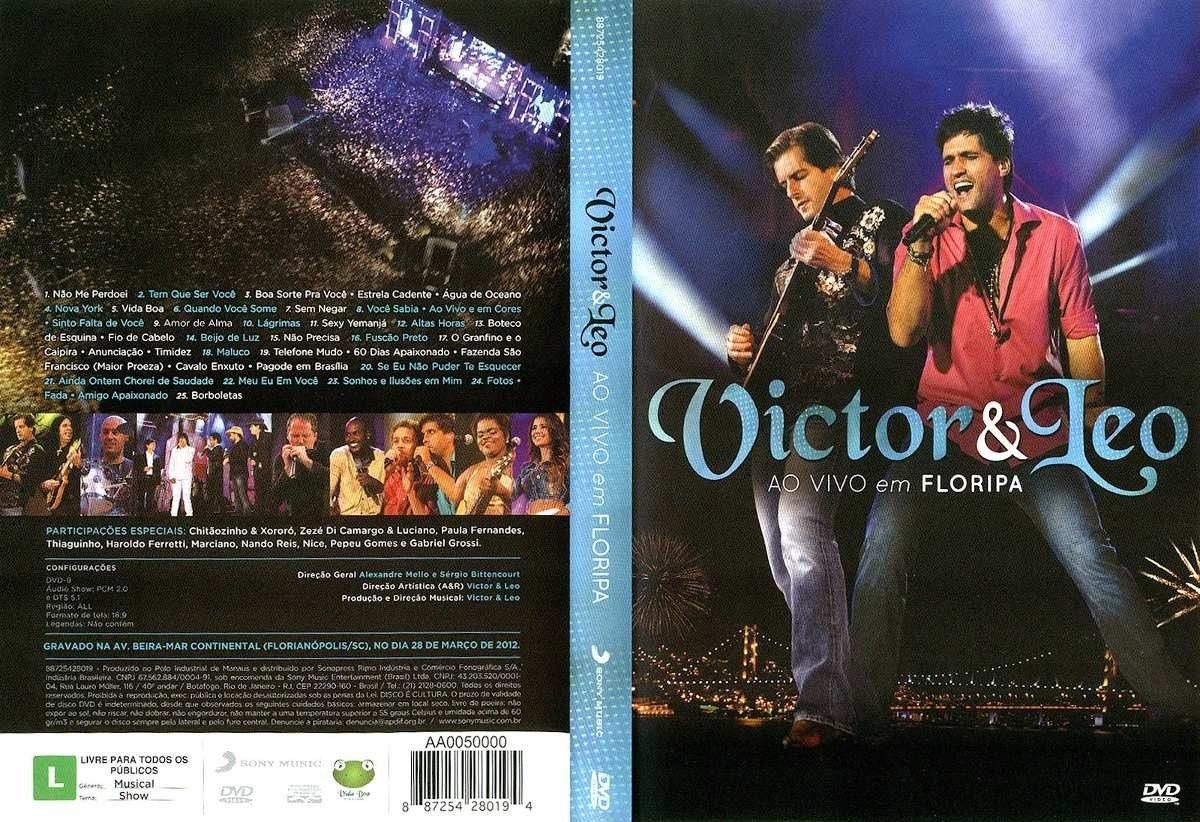 dvd victor e leo ao vivo em floripa para