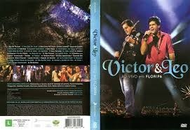 audio dvd victor e leo em floripa