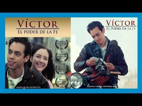 dvd victor pelicula basada en una historia real