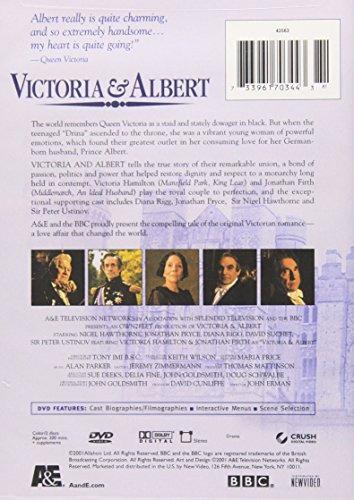 dvd : victoria & albert (2 disc)