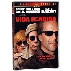 dvd - vida bandida