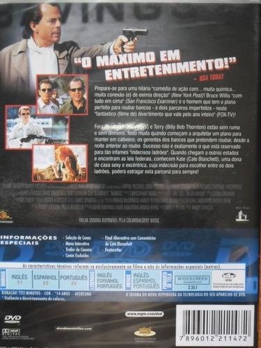 dvd vida bandida ed.especial (bruce willis)
