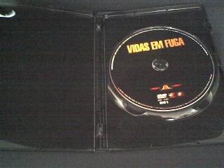 dvd vidas em fuga     (original)