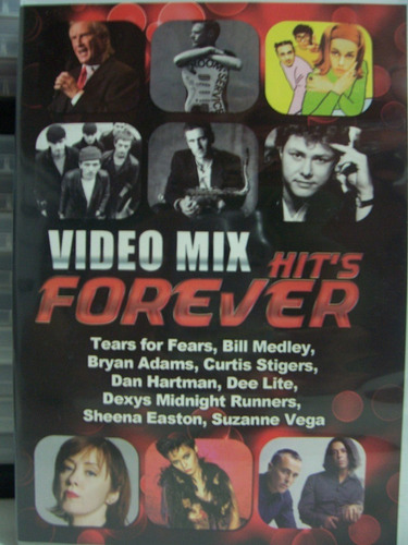 dvd video mix*/ hit's forever