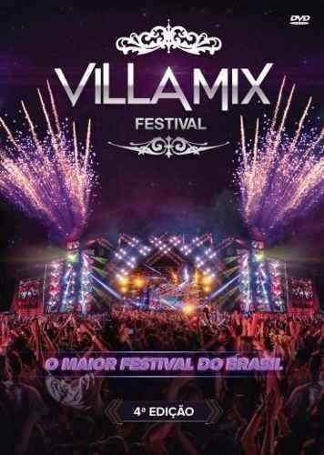 dvd villa mix festival 4ª edição o maior festival do brasil