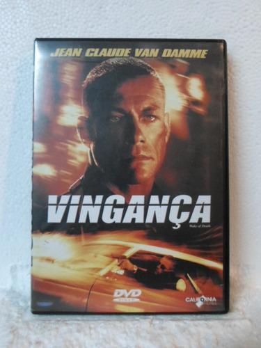 dvd vinçança - original