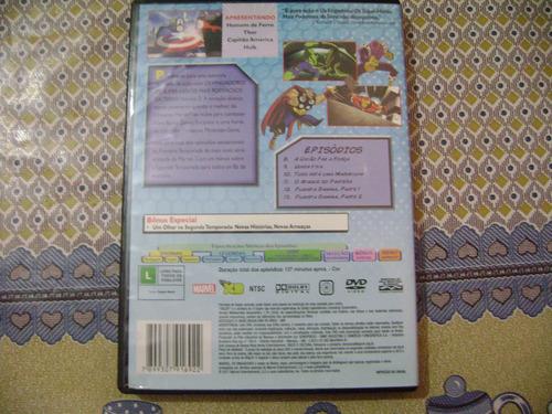 dvd vingadores volume 2 capitao america