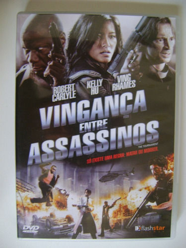 dvd vingança entre assassinos