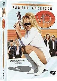 dvd  vip - pamella anderson  1ª temporada - 5 dvds
