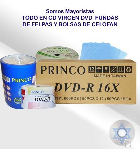 dvd virgen sdata imprimible/printeable precio torres de 100