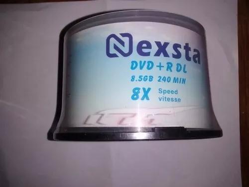 dvd virgen unidades