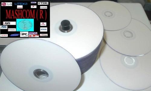 dvd virgen verbatim full print x100 - envio gratis