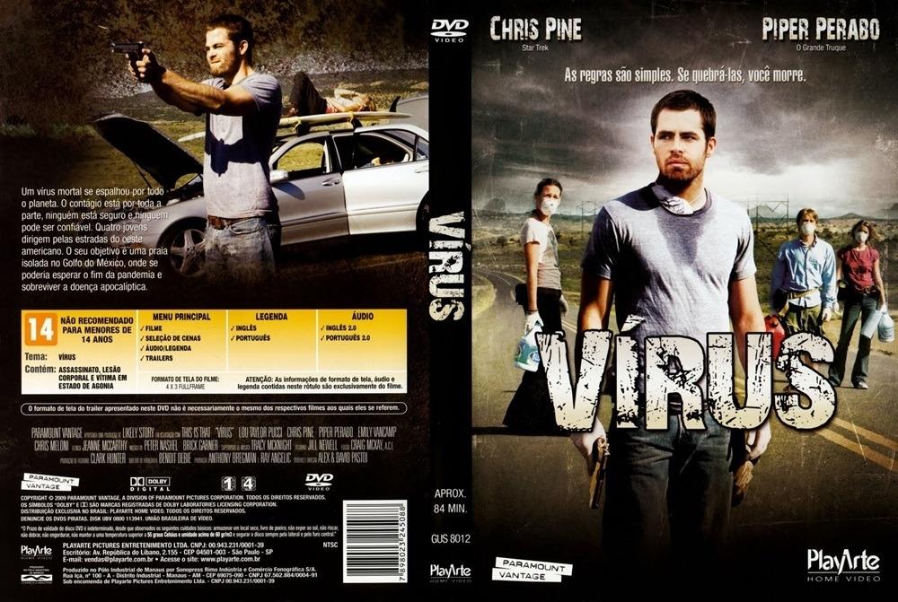 Dvd Vírus (2009) - R$ 29,95 em Mercado Livre