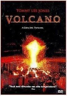 dvd volcano tommy lee jones
