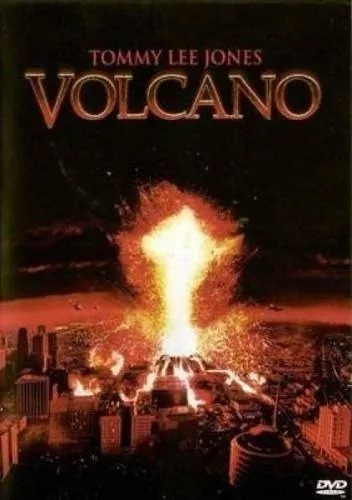 dvd volcano - tommy lee jones, anne heche lacrado***
