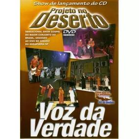 VOZ NO BAIXAR DESERTO 2001 DA CD VERDADE PROJETO