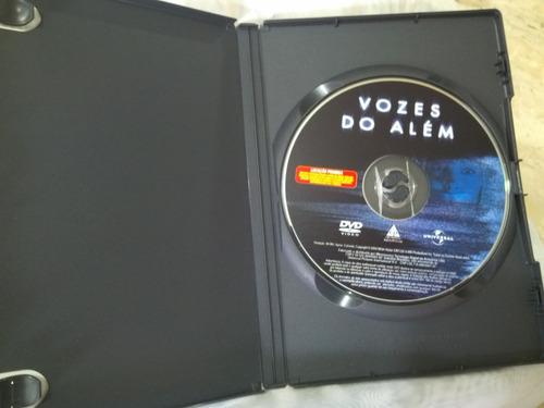 dvd vozes do além