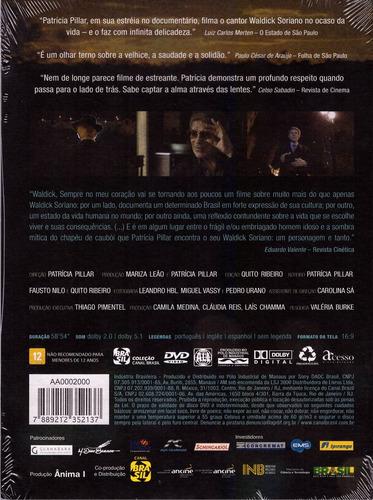dvd waldick sempre no meu coração o filme original