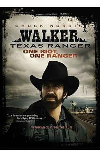 dvd : walker texas ranger: one riot one ranger (full fra...