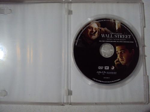 dvd wall street o dinheiro nunca dorme e8b2