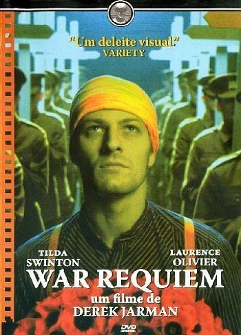 dvd war requiem ( derek jarman )