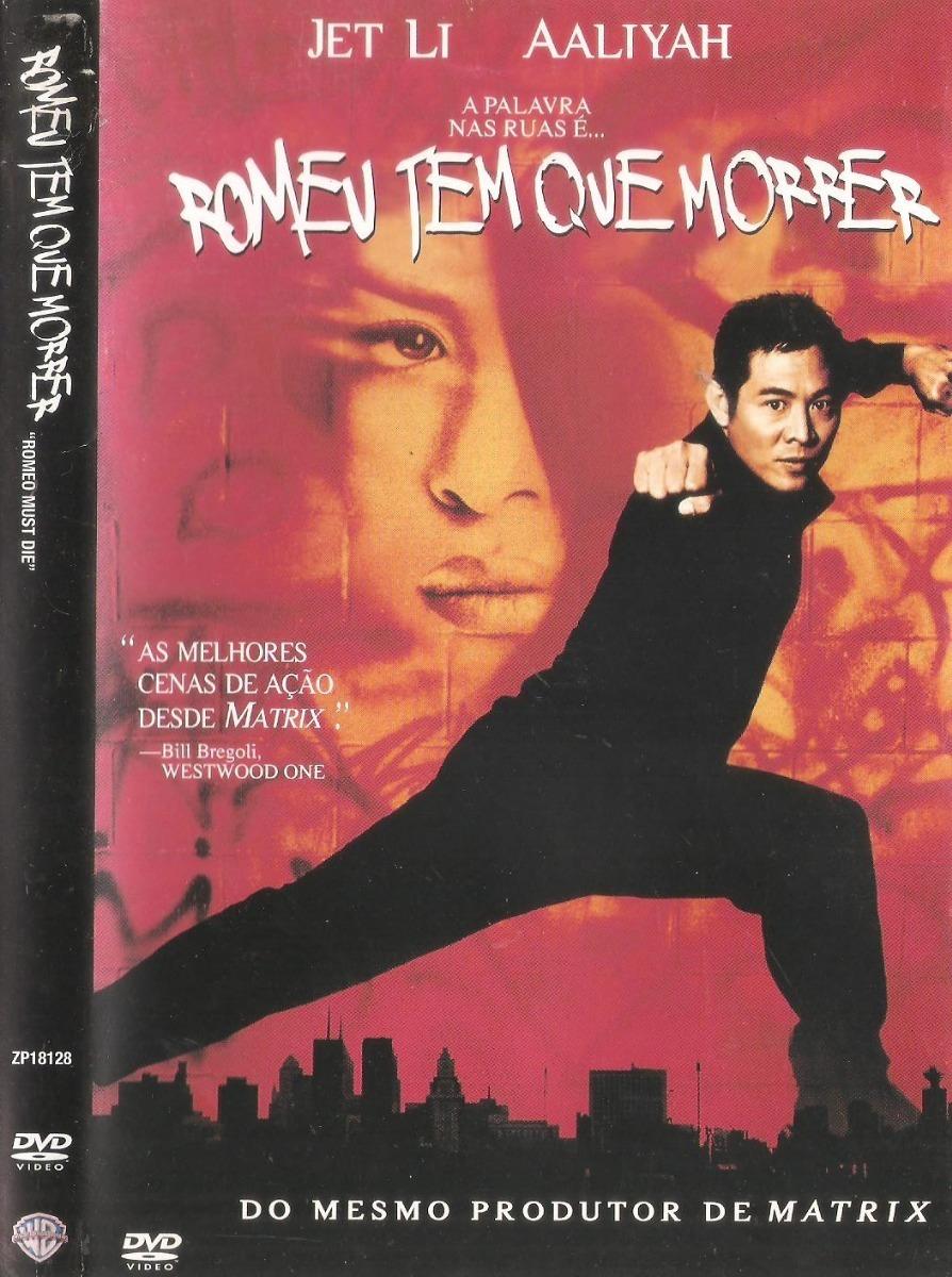 Dvd - Warner Bros - Romeu Tem Que Morrer - R$ 39,90 em Mercado Livre