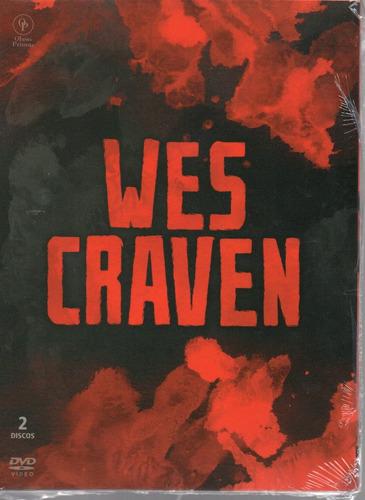 dvd wes craven c/cards - opc - bonellihq b19