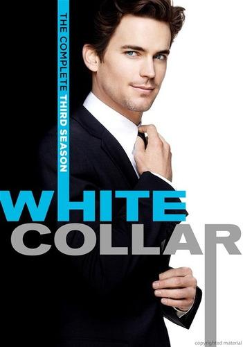dvd white collar season 3 / temporada 3