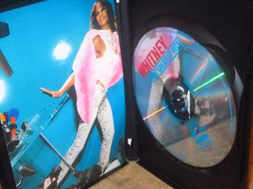 dvd whitney houston - greatest hits (2000)