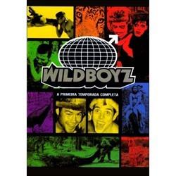 dvd wildboyz 1º temporada