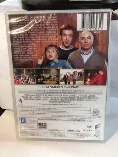 dvd will em busca do sonho