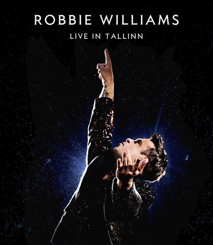 dvd williams robbie, live in tallinn