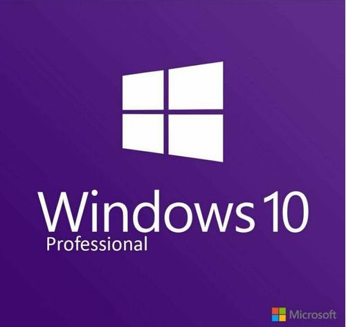 dvd windows 10 pro  [licencia de por vida]