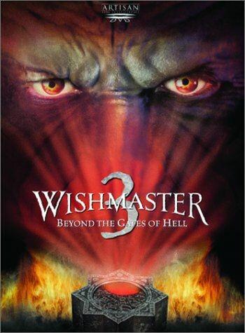 dvd wishmaster 3 la piedra diabolica incluye 3 peliculas mas