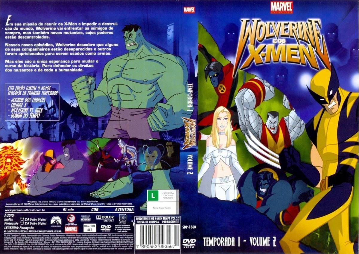 desenho wolverine e os x-men 2 temporada
