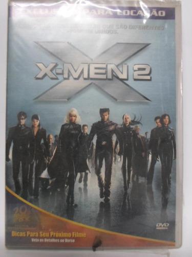 dvd x-men 2 - original