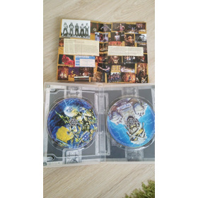 Dvd X2 Live After Death De Lujo - Iron Maiden