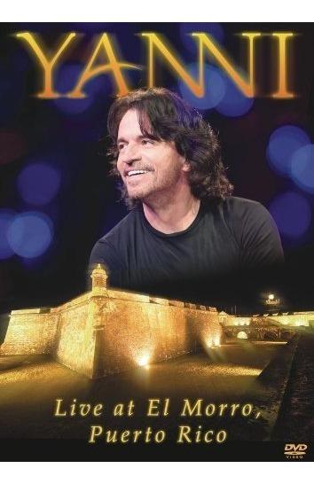 Dvd Yanni Live From El Morro Puerto Rico [import] Lacrado