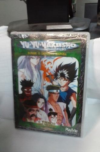 dvd yu yu hakusho vol 10