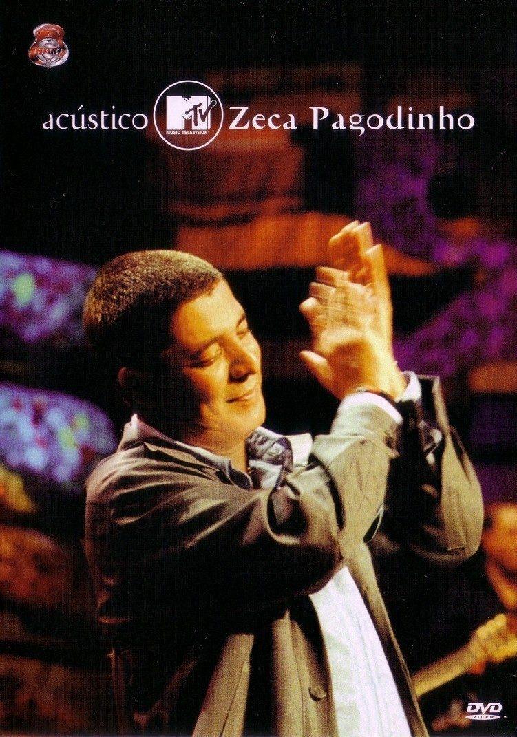 dvd zeca pagodinho acustico mtv 2003