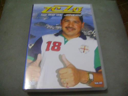dvd zezo no rio de janeiro vol 5 lacrado e8b5