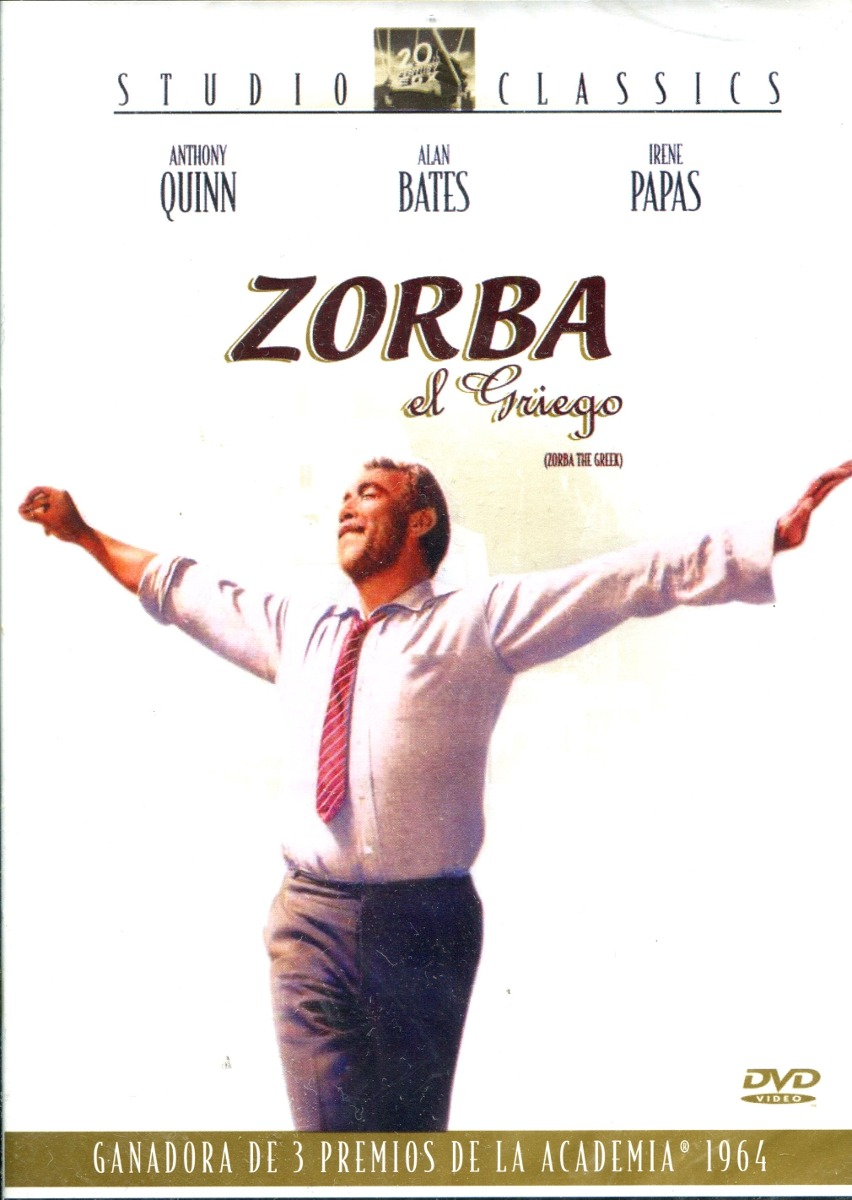 zorba the greek 2 essay The zorba the greek community note includes chapter-by-chapter summary and analysis, character list, theme list, historical context essays for zorba the greek.