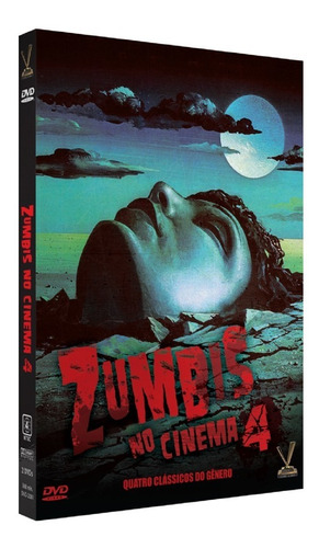 dvd zumbis no cinema 4 c/cards - versatil - bonellihq l19