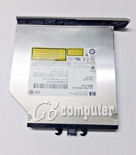 dvd/cd notebook hp dv4 original c/garantía!