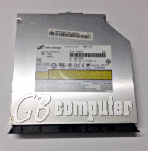 dvd/cd notebook sata hp dv7 serie 1000 original c/garantia!