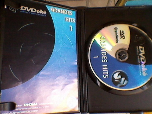 dvdoke- gradiente / grandes hits nacionais v.1